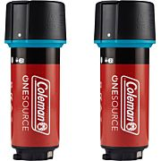 COLEMAN ONESOURCE BATTERY PACK 2 SINGLES BATTERY PACK