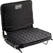 COLEMAN ONESOURCE HEATED STADIUM SEAT BLACK