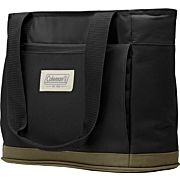 COLEMAN SOFT COOLER OUTLANDER 20 CAN TOTE BROWN/TAN