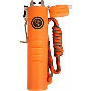 UST TEKFIRE CHARGE FUEL FREE LIGHTER & POWER BANK 4-PK PDQ