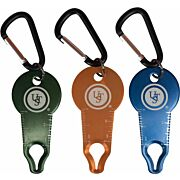 UST TICK WRANGLER TOOL W/ CARABINER ASSORTED COLORS