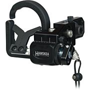 HAMSKEA ARROW REST HYBRID HUNTER PRO MICRO RH BLACK