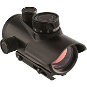 AXEON 1X30MM RED DOT SIGHT 5-M.O.A. DOT BLACK MATTE