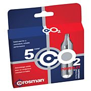 CROSMAN CO2 POWERLETS- CASE OF 12 BOXES OF 5 EACH