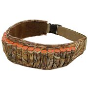 "ALLEN SHOTSHELL BELT NEOPRENE TO 58"" MO-SHADOW GRASS CAMO"
