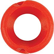 "PINE RIDGE FEATHER PEEP SIGHT 1/4"" RED 1EA"