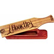 PRIMOS TURKEY CALL BOX HOOK UP W/MAGNETIC LID