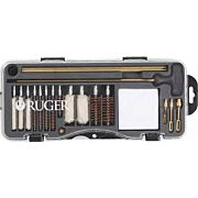 ALLEN RUGER RIFLE/SHOTGUN CLEANING KIT IN MOLDED TOOL BX