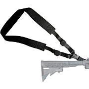 TOC TACTICAL SLING SINGLE POINT BLACK