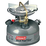 COLEMAN GUIDE SERIES COMPACT DUAL FUEL STOVE W/FUNNEL