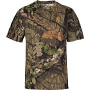 BG WASATCH-CB T-SHIRT MO-BREAKUP COUNTRY CAMO LARGE