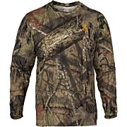 BG WASATCH-CB T-SHIRT L-SLEEVE MO-BREAKUP COUNTRY CAMO 2X-LG