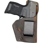 VERSACARRY ELEMENT HOLSTER IWB RH FITS SUB COMPACTS GUNS BRN