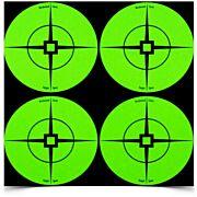 "B/C TARGET SPOTS 3"" TARGET 40 TARGETS GREEN"