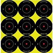 "B/C TARGET SHOOT-N-C 2"" BULL'S-EYE 108 TARGETS"