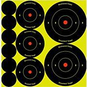"B/C TARGET SHOOT-N-C ASSORTED 1""-72 2""-36 3""-24"