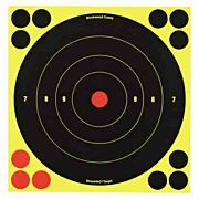 "B/C TARGET SHOOT-N-C 8"" BULL'S-EYE 6 TARGETS"