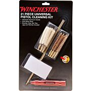 WINCHESTER UNIVERSAL PISTOL 21PC CLEANING KIT