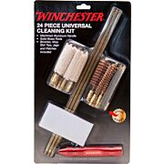 WINCHESTER UNIVERSAL GUN CLEANING KIT 24 PCS.