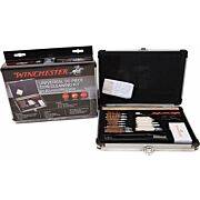WINCHESTER UNIVERSAL GUN CLEANING KIT ALUM CASE 30 PCS.