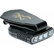 BG NIGHT SEEKER 2 CAP LIGHT USB RECHARGABLE WHITE/GREEN