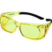 CHAMPION OVER SPECS BALLISTIC BALLISTIC SHOOTING GLASSES AMB