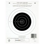 "CHAMPION TGT PAPER 7""X9"" 50YD. SMALL BORE RIFLE 12PK"
