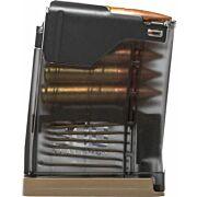 LANCER MAGAZINE L5AWM AR-15 .300BLK 10RD TRANSLUCENT SMOKE