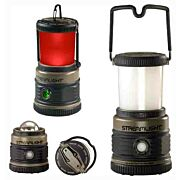 STREAMLIGHT SIEGE ALKALINE LANTERN 4 WHITE LED 1 RED LED