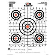 CHAMPION SCOREKEEPER, 100 YD SIGHT IN ORANGE/BLACK 12-PACK