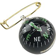 ALLEN COMPASS BLK PIN ON BALL
