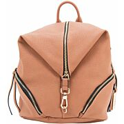 CAMELEON AURORA CONCEAL CARRY BACKPACK TEARDROP SHAPE SALMON