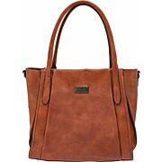 CAMELEON JANUS CONCEAL CARRY PURSE OPEN TOTE BROWN