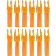 CARBON EXPRESS NOCK LAUNCHPAD PRECISION ORANGE .244 ID 12PK