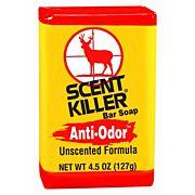 WRC BAR SOAP SCENT KILLER 4.5 OUNCES