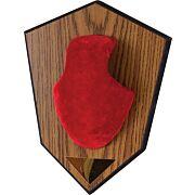 ALLEN ANTLER MOUNTING KIT RED