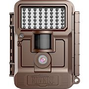 "COVERT CAMERA NBF22 22MP 40IR LED'S, 1"" COLOR VIEWER BROWN"