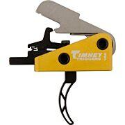 TIMNEY TRIGGER AR-15 3LB PULL SKELETONIZED SMALL PIN