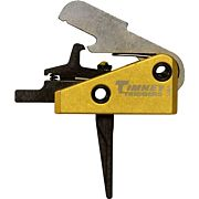 TIMNEY TRIGGER AR-15 3LB PULL SOLID STRAIGHT SMALL PIN