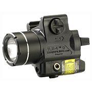STREAMLIGHT TLR-4G LIGHT/LASER WHITE LED/GREEN LASER RAIL MNT