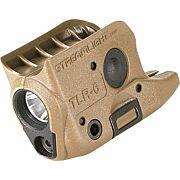 STREAMLIGHT TLR-6 LIGHT/LASER GLOCK 42/43 FDE BROWN