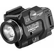 STREAMLIGHT TLR-8 LIGHT/LASER RAIL MOUNT C4 LED W/LASER