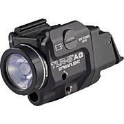 STREAMLIGHT TLR-8AG FLEX GREEN LASER C4 LED LIGHT & RAILMOUNT