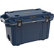 PELICAN COOLER IM 70 QUART ELITE PACIFIC BLUE/GRAY TRIM