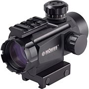 KONUS RED/GREEN DOT KONUSIGHT 1X35 4-INTERCHANGEABLE RETICLE
