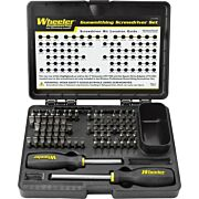 WHEELER SCREWDRIVER KIT 72-PC PROFESSIONAL GUNSMITHING