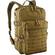 RED ROCK TRANSPORTER DAY PACK W/LASER-CUT MOLLE WEBB COYOTE