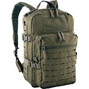 RED ROCK TRANSPORTER DAY PACK W/LASER-CUT MOLLE WEBB OD