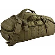 RED ROCK TRAVELER DUFFLE BAG BACKPACK OR LUGGAGE OLIVE DRAB