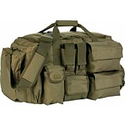 RED ROCK OPERATIONS DUFFLE BAG 7 EXTERNAL UTILITY POUCHES OD